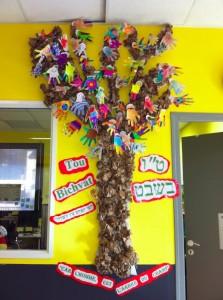 arbre recyclé GS/CP