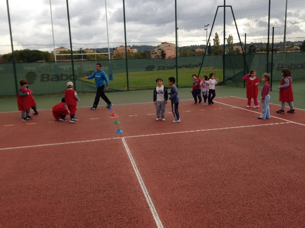 Les GS/CP au club multisports