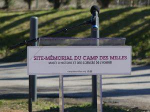 70 arbres au Camp des Milles