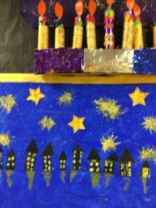 Le troisième projet de l'année : Hanoukah